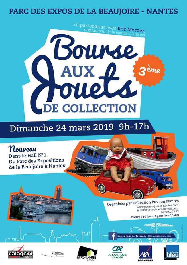 Nantes Collection Bourse De Aux Jouets yfgY76b